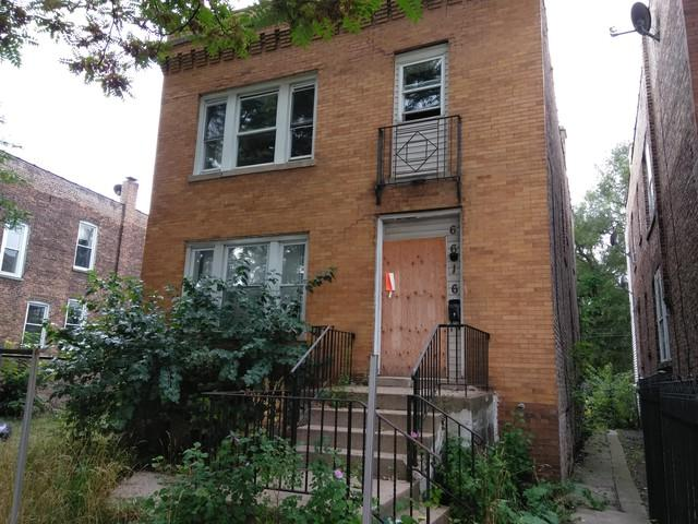 6616 S Marshfield Avenue, Chicago, IL 60636 (MLS #10056677) :: The Jacobs Group