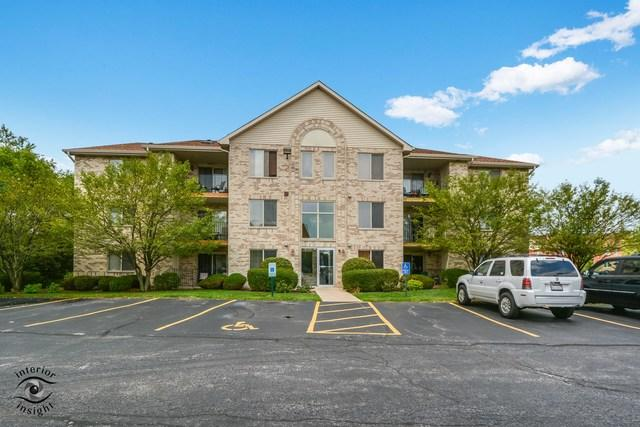 6865 Forestview Drive 1C, Oak Forest, IL 60452 (MLS #10056780) :: Domain Realty