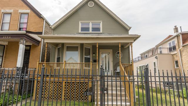 2228 N Keeler Avenue, Chicago, IL 60639 (MLS #10056788) :: The Spaniak Team
