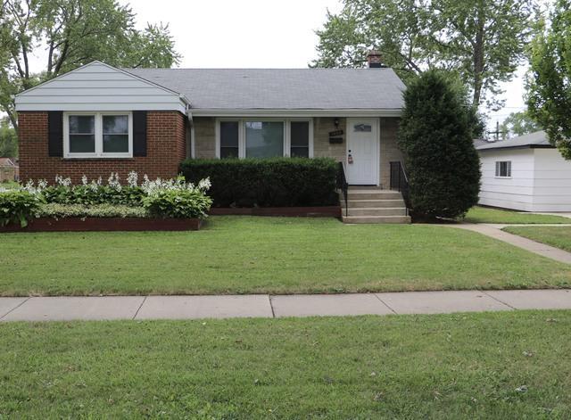 1268 S 6th Avenue, Des Plaines, IL 60018 (MLS #10056879) :: Domain Realty