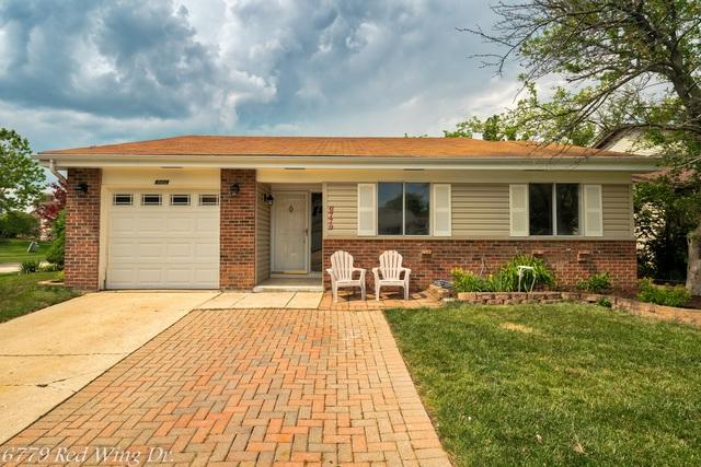 6779 Red Wing Drive, Woodridge, IL 60517 (MLS #10056888) :: The Jacobs Group