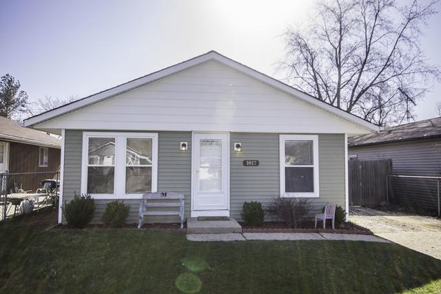 1817 Joanna Avenue, Zion, IL 60099 (MLS #10056935) :: The Jacobs Group