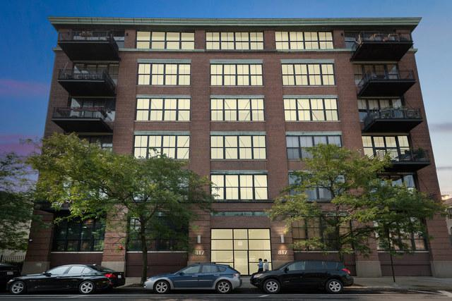 817 W Washington Boulevard #204, Chicago, IL 60607 (MLS #10056941) :: Property Consultants Realty