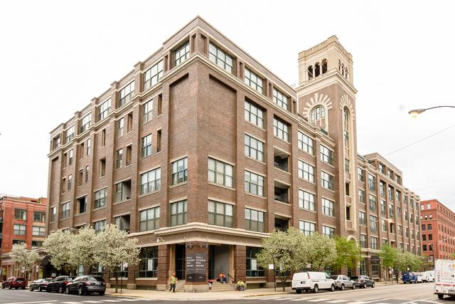 1000 W Washington Boulevard #139, Chicago, IL 60607 (MLS #10057024) :: Property Consultants Realty
