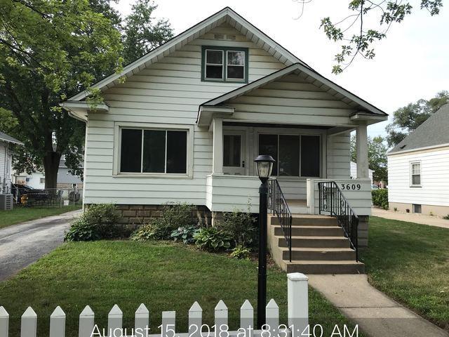 3609 Randolph Street, Lansing, IL 60438 (MLS #10057067) :: The Jacobs Group