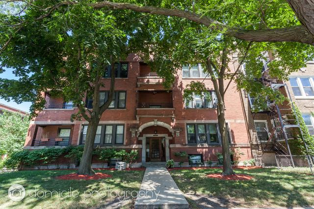 1264 W North Shore Avenue #2, Chicago, IL 60626 (MLS #10057079) :: The Jacobs Group