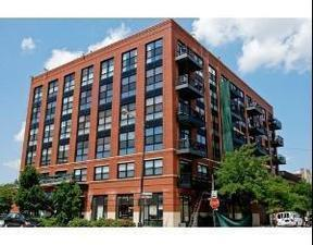 1260 W Washington Boulevard #508, Chicago, IL 60607 (MLS #10057083) :: Property Consultants Realty