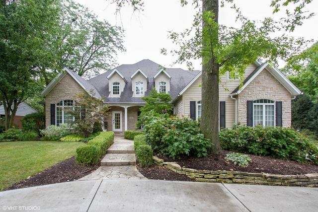 1401 Braeburn Avenue, Flossmoor, IL 60422 (MLS #10057095) :: The Wexler Group at Keller Williams Preferred Realty