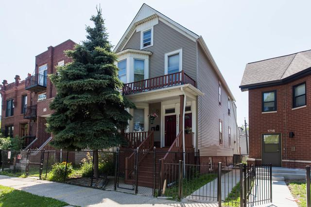 1714 N Whipple Street N, Chicago, IL 60647 (MLS #10057108) :: Property Consultants Realty