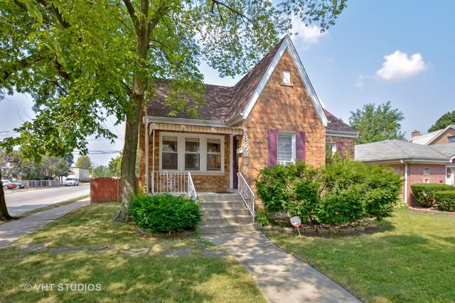 8858 S Utica Avenue, Evergreen Park, IL 60805 (MLS #10057115) :: The Jacobs Group