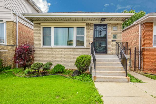 3303 W 79th Street, Chicago, IL 60652 (MLS #10057118) :: The Jacobs Group
