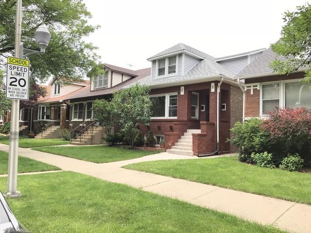 5222 N Lieb Avenue, Chicago, IL 60630 (MLS #10057125) :: The Jacobs Group