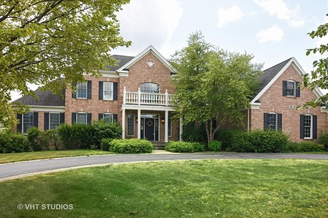 27 Doral Drive, Hawthorn Woods, IL 60047 (MLS #10057145) :: The Schwabe Group