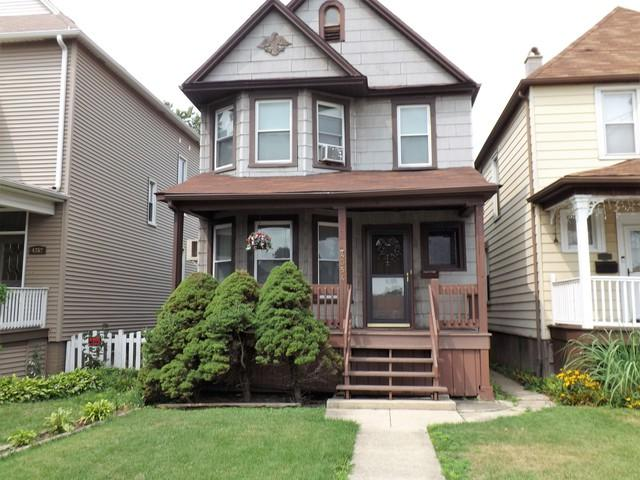 4354 N Keeler Avenue, Chicago, IL 60641 (MLS #10057166) :: The Saladino Sells Team