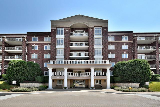 7041 W Touhy Avenue #407, Niles, IL 60714 (MLS #10057173) :: Domain Realty