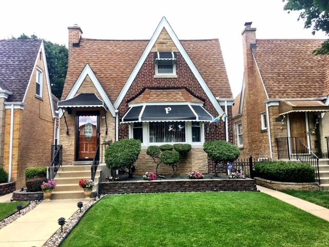 3524 N Nordica Avenue, Chicago, IL 60634 (MLS #10057226) :: The Jacobs Group