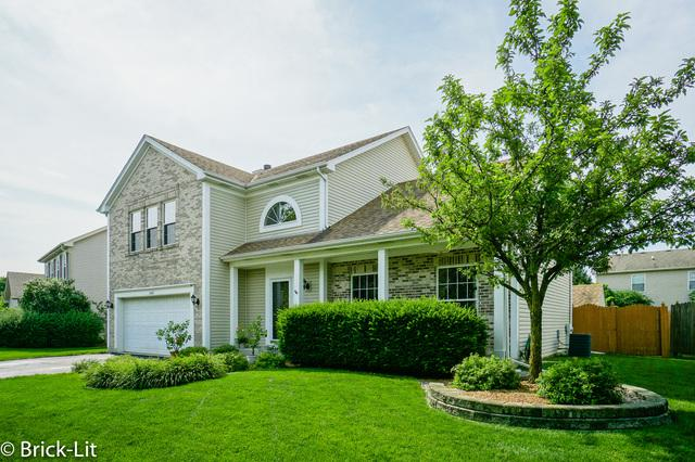 2107 Langdon Circle, Plainfield, IL 60586 (MLS #10057248) :: The Wexler Group at Keller Williams Preferred Realty
