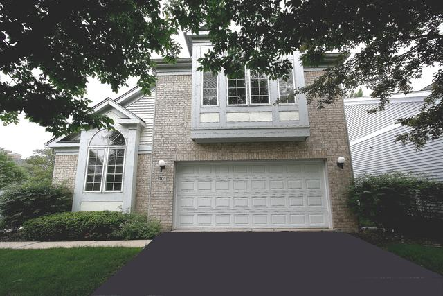 101 Manchester Drive, Buffalo Grove, IL 60089 (MLS #10057270) :: The Schwabe Group
