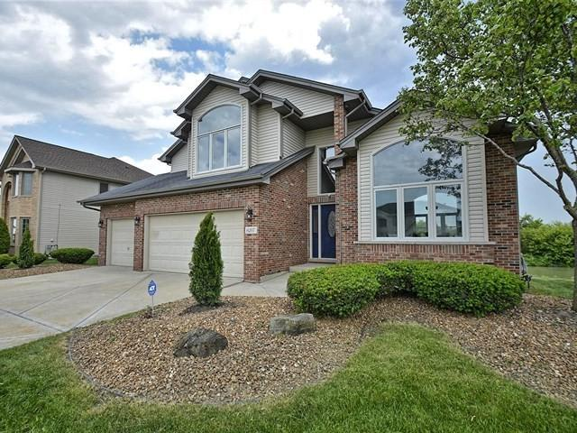 6207 Old Plank Boulevard, Matteson, IL 60443 (MLS #10057279) :: The Jacobs Group