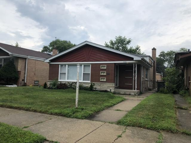 14343 Ingleside Avenue, Dolton, IL 60419 (MLS #10057350) :: The Jacobs Group