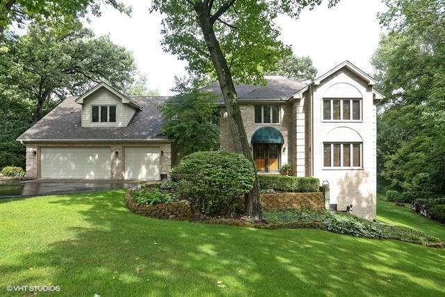11548 S Walnut Ridge Drive, Palos Park, IL 60464 (MLS #10057405) :: The Wexler Group at Keller Williams Preferred Realty