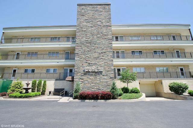 1 N Dee Road 3C, Park Ridge, IL 60068 (MLS #10057406) :: The Jacobs Group