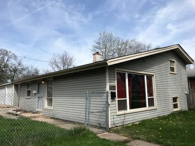 16460 Winchester Avenue, Markham, IL 60428 (MLS #10057466) :: The Jacobs Group