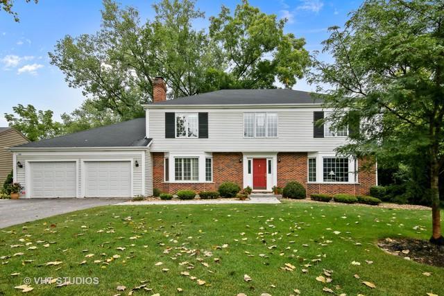 1741 Pinehurst Lane, Flossmoor, IL 60422 (MLS #10057475) :: The Wexler Group at Keller Williams Preferred Realty