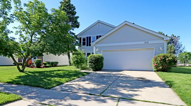 310 Thompson Boulevard, Buffalo Grove, IL 60089 (MLS #10057477) :: The Schwabe Group