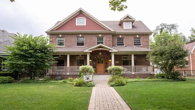 1100 S Washington Avenue, Park Ridge, IL 60068 (MLS #10057553) :: The Jacobs Group