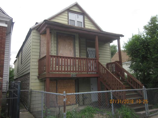 1259 W 73rd Place, Chicago, IL 60636 (MLS #10057562) :: The Jacobs Group