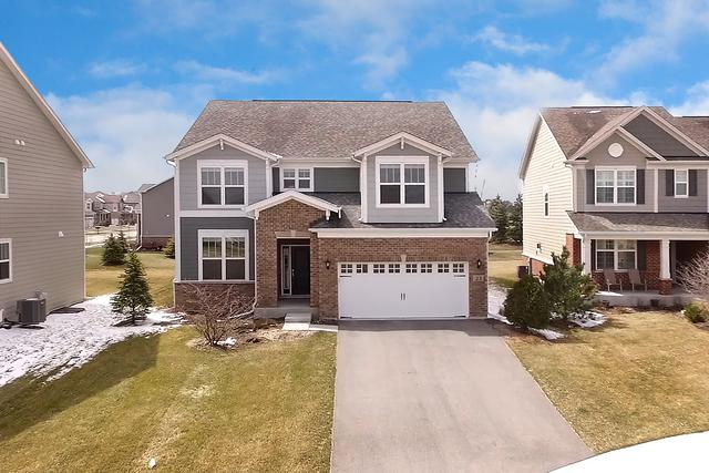 23 Beverly Lane, Hawthorn Woods, IL 60047 (MLS #10057567) :: The Schwabe Group