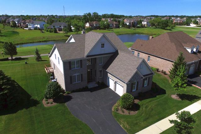 20 Championship Parkway, Hawthorn Woods, IL 60047 (MLS #10057581) :: The Schwabe Group