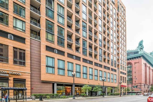 520 S State Street #715, Chicago, IL 60605 (MLS #10057582) :: The Saladino Sells Team