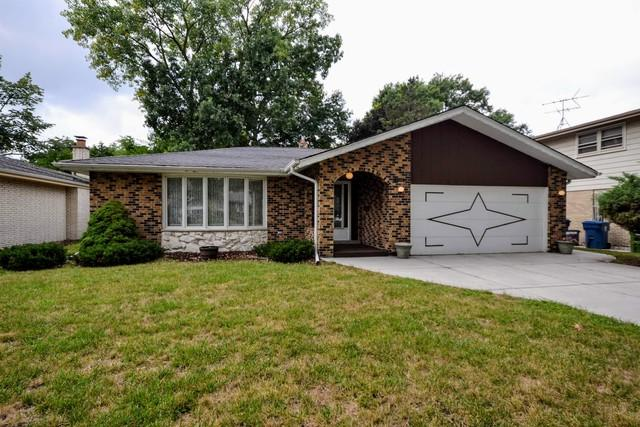 9148 S Keeler Avenue, Oak Lawn, IL 60453 (MLS #10057612) :: The Jacobs Group