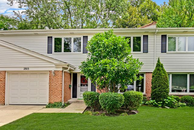 2815 E Bel Aire Drive #0, Arlington Heights, IL 60004 (MLS #10057630) :: The Schwabe Group