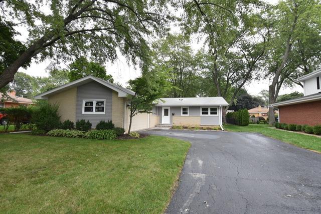 301 N Dwyer Avenue, Arlington Heights, IL 60005 (MLS #10057641) :: The Schwabe Group