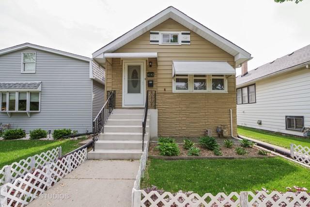 4143 N Ozanam Avenue, Norridge, IL 60706 (MLS #10057647) :: The Jacobs Group