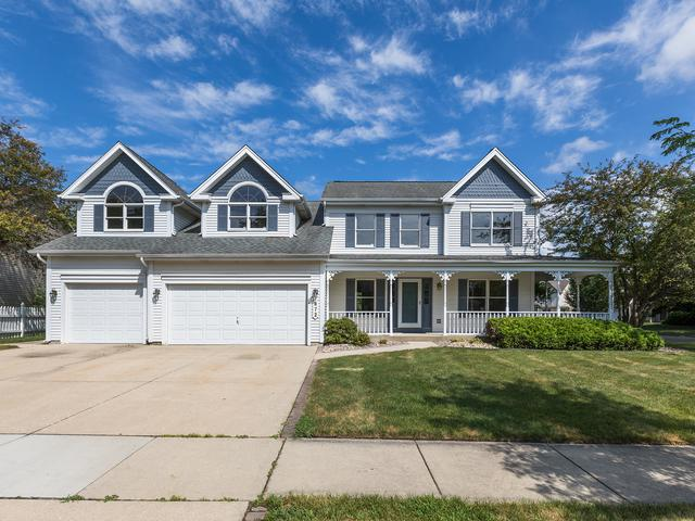 872 New Britton Road, Carol Stream, IL 60188 (MLS #10057687) :: The Jacobs Group