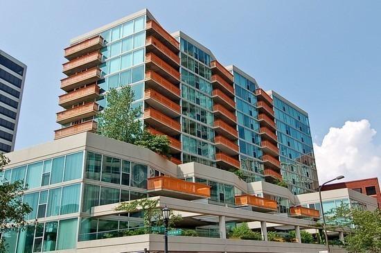 1580 Sherman Avenue #606, Evanston, IL 60201 (MLS #10057718) :: The Jacobs Group