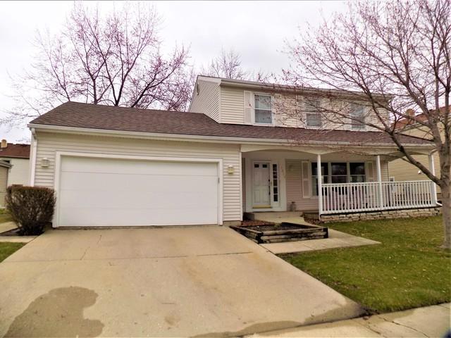 1335 Logsdon Lane, Buffalo Grove, IL 60089 (MLS #10057757) :: The Schwabe Group