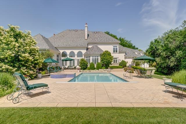 420 Dana Lane, Barrington Hills, IL 60010 (MLS #10057766) :: The Schwabe Group