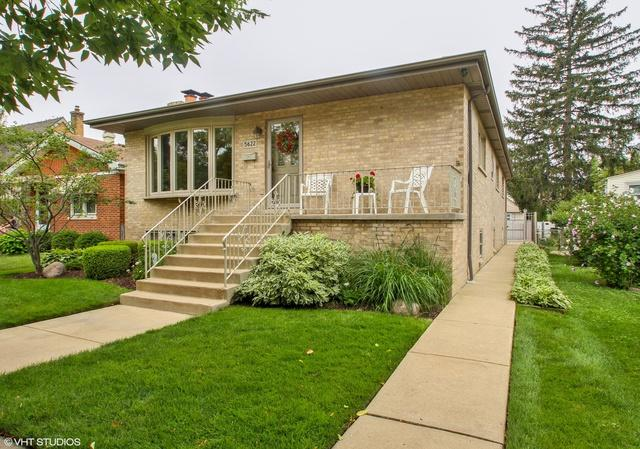 5622 N Overhill Avenue, Chicago, IL 60631 (MLS #10057770) :: The Saladino Sells Team