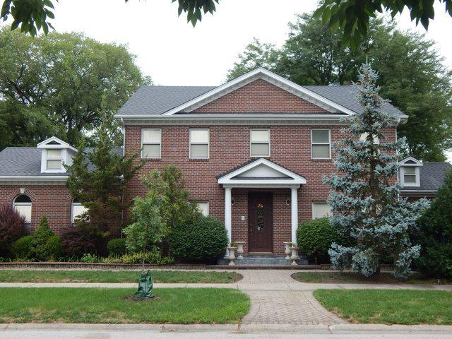 127 S Home Avenue, Park Ridge, IL 60068 (MLS #10057783) :: The Jacobs Group