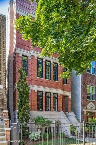 1523 W Montana Street #3, Chicago, IL 60614 (MLS #10057784) :: Property Consultants Realty