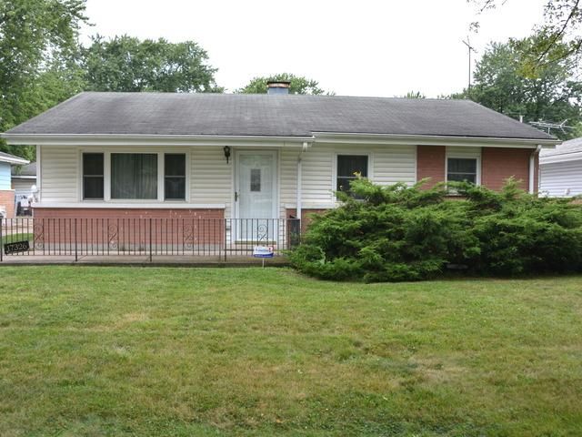 17326 Community Street, Lansing, IL 60438 (MLS #10057809) :: The Jacobs Group
