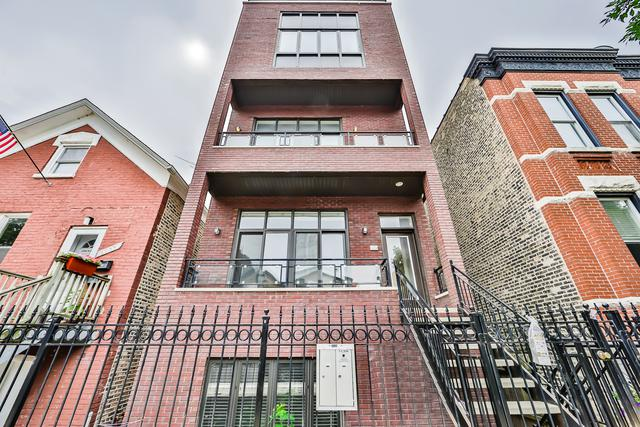 1735 W Julian Street #1, Chicago, IL 60622 (MLS #10057846) :: The Jacobs Group