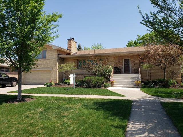 9543 S Central Park Avenue, Evergreen Park, IL 60805 (MLS #10057896) :: The Jacobs Group