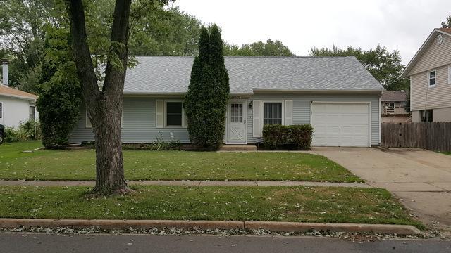 1607 Alexander Avenue, Streamwood, IL 60107 (MLS #10057910) :: The Schwabe Group