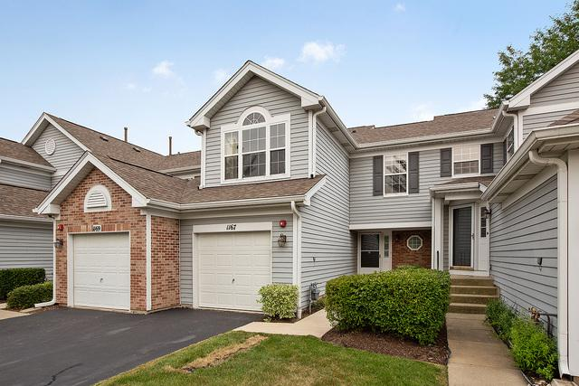 1167 Harbor Court, Glendale Heights, IL 60139 (MLS #10057916) :: The Jacobs Group